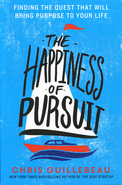 Libro The Happiness of Pursuit